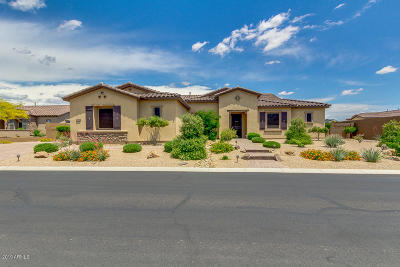 Cave Creek AZ Single Family Home For Sale: $839,900
