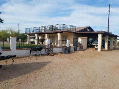 Mesa Single Family Home For Sale: 2442 N Sossaman Road