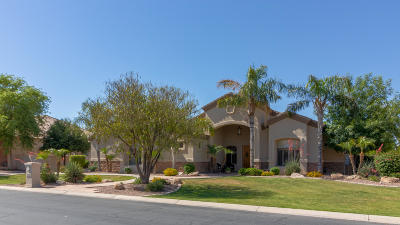 Gilbert Single Family Home For Sale: 2856 E Waterman Court