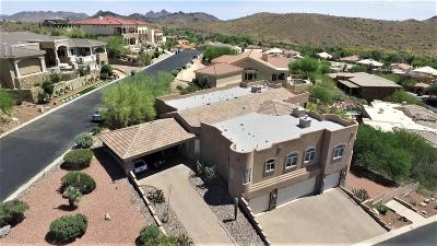 Phoenix Single Family Home For Sale: 1445 E Victor Hugo Avenue