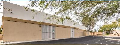 Scottsdale Commercial Lease For Lease: 7800 E Pierce Street