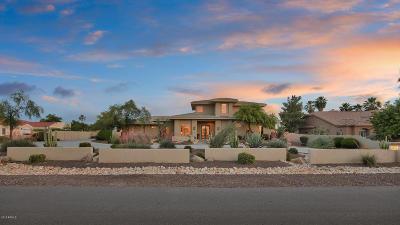 Scottsdale Single Family Home For Sale: 10271 E Shangri La Road