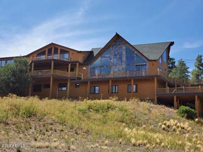 Prescott Single Family Home For Sale: 5113 W Arrowhead Dr