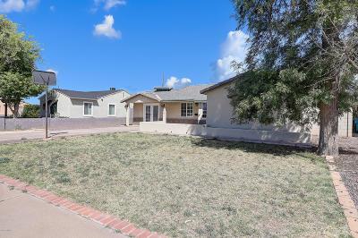 Phoenix Single Family Home For Sale: 1214 W Amelia Avenue