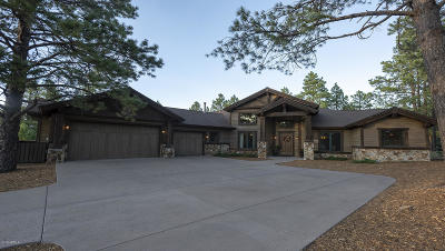 Flagstaff Single Family Home For Sale: 1927 E Bare Oak Loop