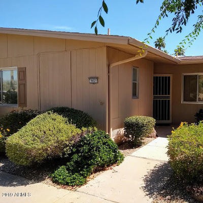 Sun City West Rental For Rent: 19221 N Star Ridge Drive