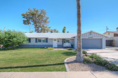 Phoenix Single Family Home For Sale: 3229 E Roveen Avenue