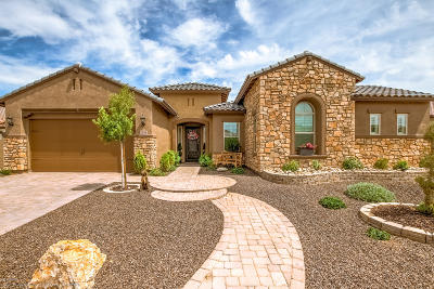 Gilbert Single Family Home For Sale: 2854 E Blackhawk Court