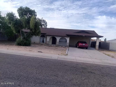 Peoria Single Family Home For Sale: 6935 W Palo Verde Avenue