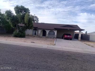 Peoria, Glendale Single Family Home For Sale: 6935 W Palo Verde Avenue