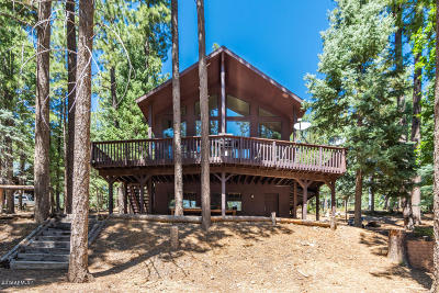 Prescott Single Family Home For Sale: 2740 E Tunnel Road