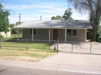 Phoenix Single Family Home For Sale: 2547 W Augusta Avenue W