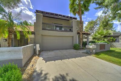 McCormick Ranch Condo/Townhouse For Sale: 7566 E Pleasant Run