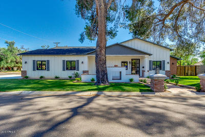 Phoenix Single Family Home For Sale: 4039 E Cheery Lynn Road