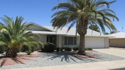Sun City West Rental For Rent: 18227 N Alyssum Drive