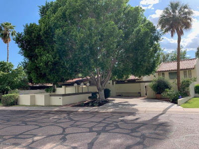 Phoenix Single Family Home For Sale: 7214 N 13th Street