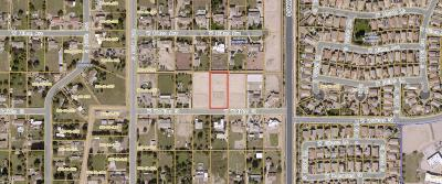 Goodyear Residential Lots & Land For Sale: 16396 W Watkins Street