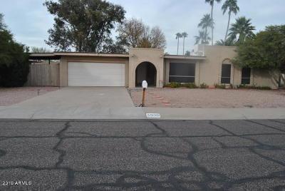 Scottsdale Rental For Rent: 5030 E Poinsettia Drive