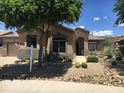 Fountain Hills Single Family Home For Sale: 15124 E Vermillion Drive