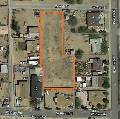 El Mirage Residential Lots & Land For Sale: 11711 W Ash Street