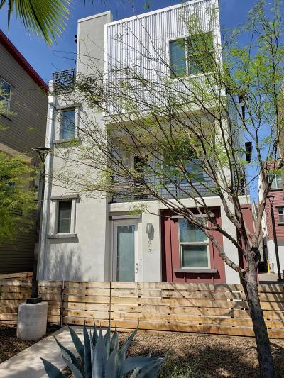 Tempe Single Family Home For Sale: 1106 E Weber Drive #1002