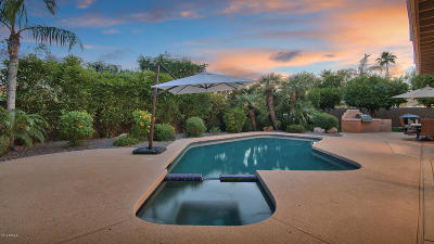 Scottsdale Single Family Home For Sale: 10689 E Mission Lane