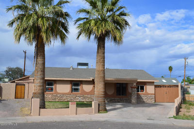 Phoenix Single Family Home For Sale: 6224 W Mulberry Drive