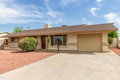 Scottsdale Single Family Home For Sale: 8025 E Clarendon Avenue