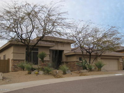 Scottsdale Single Family Home For Sale: 11572 E Running Deer Trail
