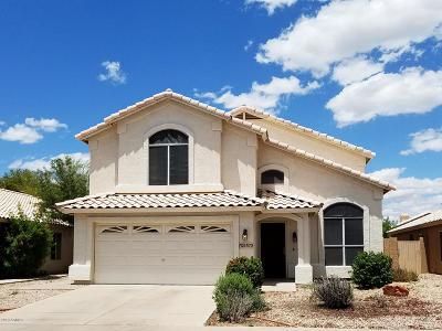 Chandler AZ Single Family Home For Sale: $320,000