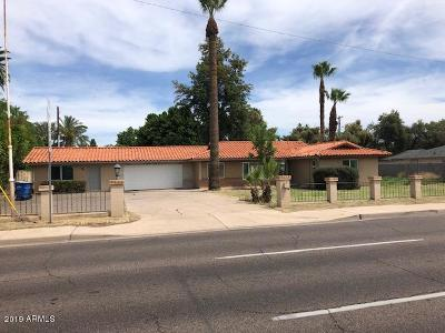 Phoenix Single Family Home For Sale: 1532 W Northern Avenue