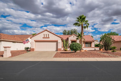 Sun City Grand Single Family Home For Sale: 15942 W Clear Canyon Drive