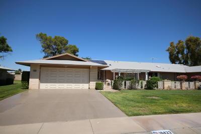 Sun City Gemini/Twin Home For Sale: 18422 N Conestoga Drive