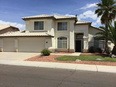 Single Family Home For Sale: 4626 E Desert Willow Road