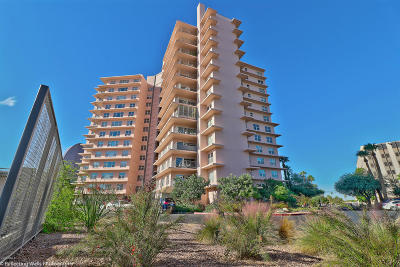 Phoenix Apartment UCB (Under Contract-Backups): 2201 N Central Avenue #2E