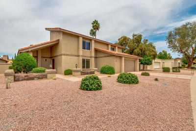 Scottsdale Single Family Home For Sale: 8548 N Farview Drive