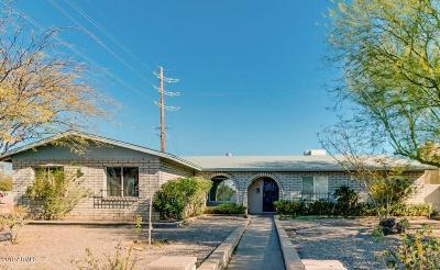 Phoenix Single Family Home For Sale: 3856 W Purdue Avenue