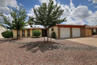 Phoenix Single Family Home For Sale: 3633 W Bloomfield Road