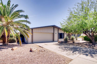 Tempe Single Family Home For Sale: 4801 S Kachina Drive