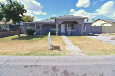 Phoenix AZ Single Family Home For Sale: $230,000