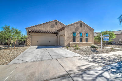 Queen Creek Single Family Home For Sale: 21291 E Maya Road