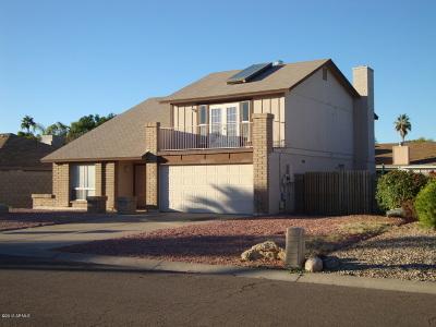Glendale AZ Single Family Home For Sale: $1,800