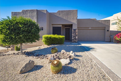 Fountain Hills Single Family Home For Sale: 17328 E Sunscape Drive E