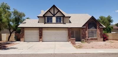 Glendale AZ Single Family Home For Sale: $279,995