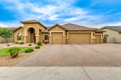 Mesa Single Family Home For Sale: 4842 S Brice