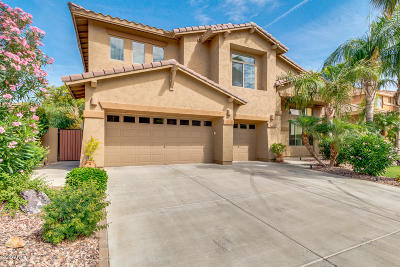 Phoenix Single Family Home For Sale: 5036 W Yearling Road