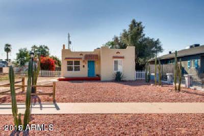 Phoenix Rental For Rent: 1229 E Garfield Street