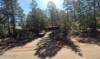 Pinetop Single Family Home UCB (Under Contract-Backups): 6362 Palomino Drive