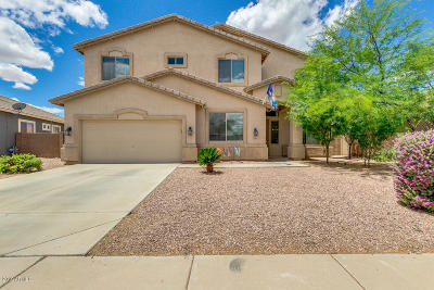 Gilbert Single Family Home For Sale: 3684 S Moccasin Trail