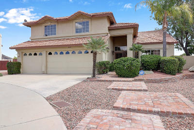 Glendale AZ Single Family Home For Sale: $549,000